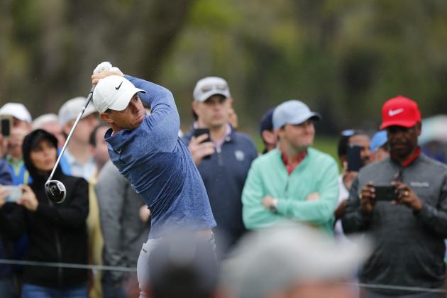 GOLF: MAR 16 PGA - THE PLAYERS Championship