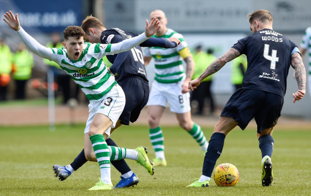Dundee v Celtic - Ladbrokes Scottish Premiership - Kilmac Stadium