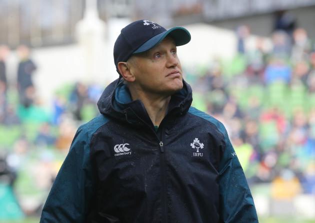 Ireland v France - Guinness Six Nations - Aviva Stadium