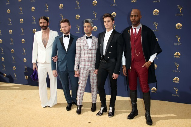 Entertainment: 70th Annual Emmy Awards
