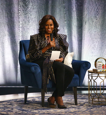 News: Michelle Obama Book Tour
