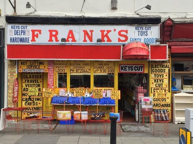 Franks North Frederick st