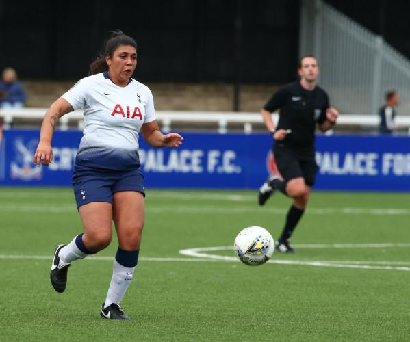 United Kingdom: Crystal Palace FC v Tottenham Hotspur - Women's Super League Two