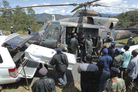Zimbabwe Cyclone IDAI