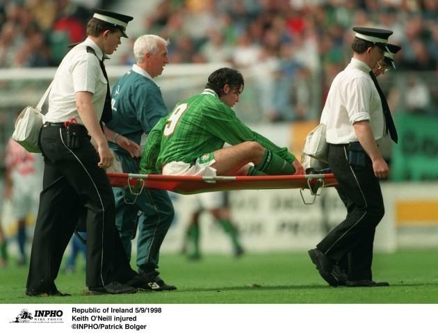 Keith O'Neill 5/9/1998