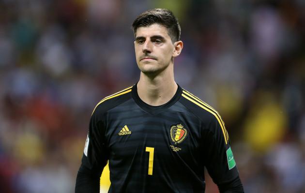 Brazil v Belgium - FIFA World Cup 2018 - Quarter Final - Kazan Arena