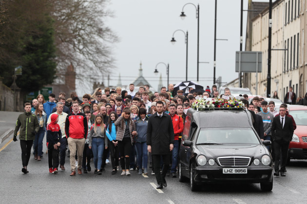 Cookstown incident funerals