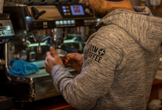 Gym+Coffee-Grey-Fleck-Hoodie-Lifestyle-Shot