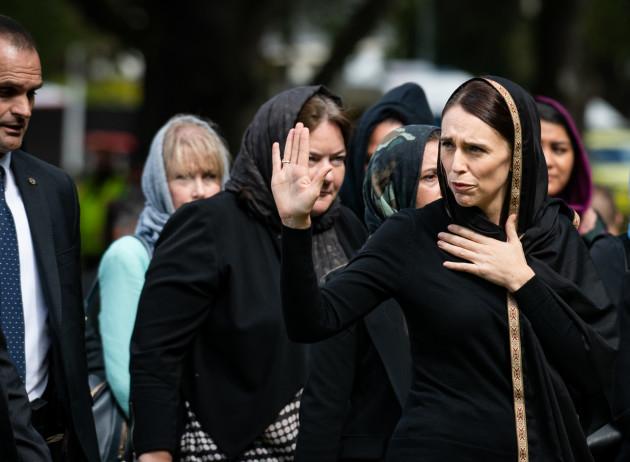NEW ZEALAND-CHRISTCHURCH TERRORIST ATTACKS-MOURNING