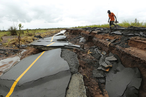Mozambique Cyclone