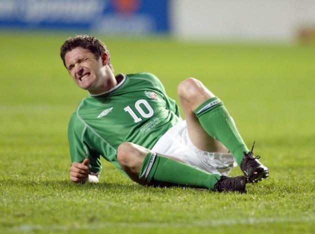 Robbie Keane 16/10/2002 DIGITAL