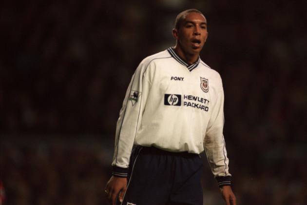 Soccer - FA Carling Premiership -Liverpool v Tottenham Hotspur