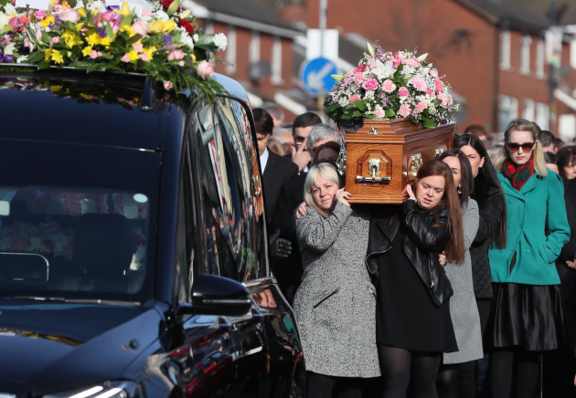 Ruth Maguire funeral
