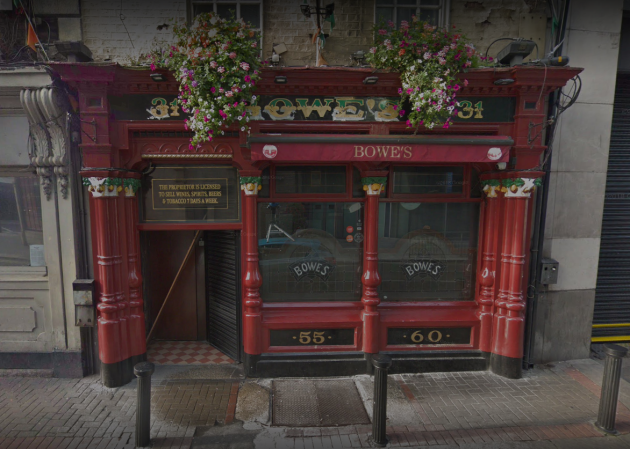 Bowe's.