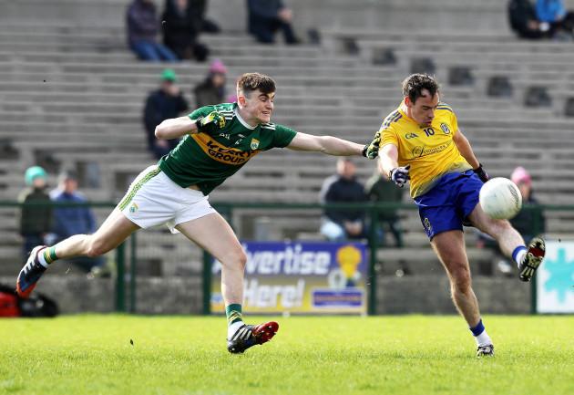 Niall Kilroy and Sean O'Shea