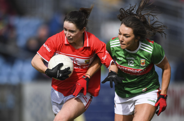 Mayo v Cork - Lidl Ladies NFL Round 6