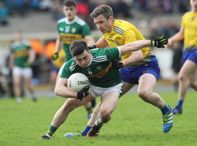 Cathal Cregg and Paul Murphy