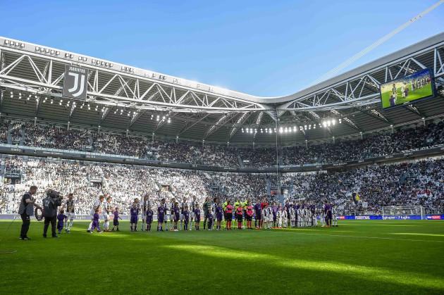 Serie A Femminile, Juventus FC vs Fiorentina.Serie A Femminile, Juventus FC vs Fiorentina.