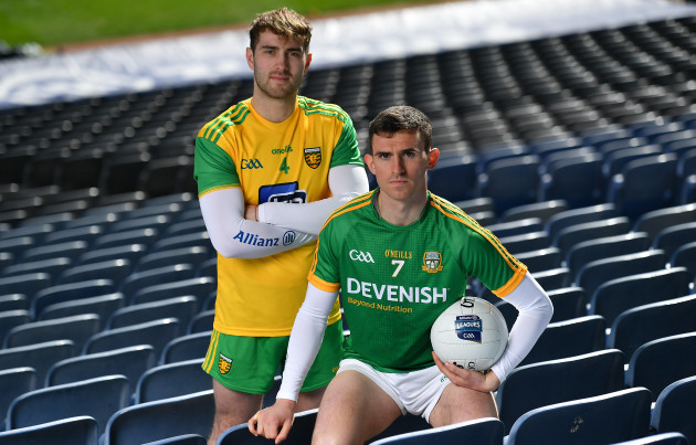 Allianz Football League Division 1 & 2 Finals preview event