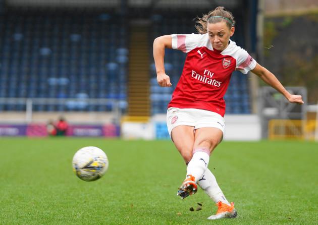 United Kingdom: Reading Women v Arsenal Women - FA Women's Super League
