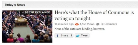 HOC votes