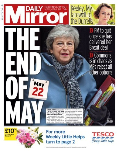 Daily Mirror.