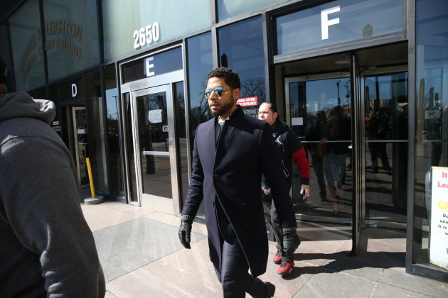 Prosecutors Drop All Charges Against Jussie Smollett