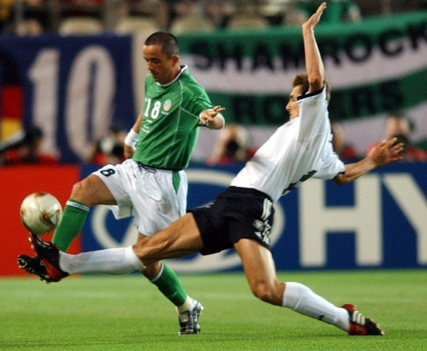Rep of Ireland v Germany