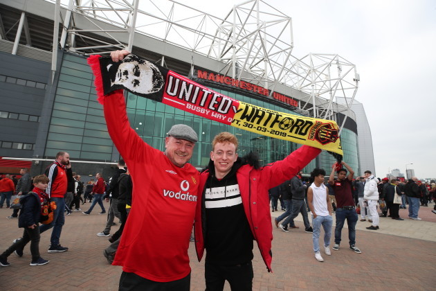 Manchester United v Watford - Premier League - Old Trafford