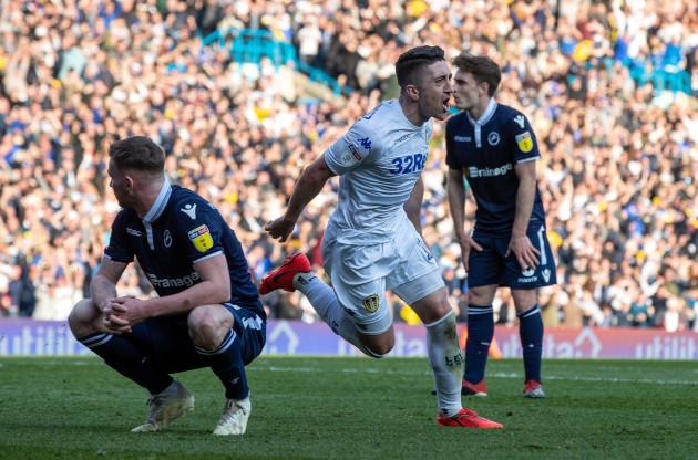 Leeds United v Millwall - Sky Bet Championship - Elland Road