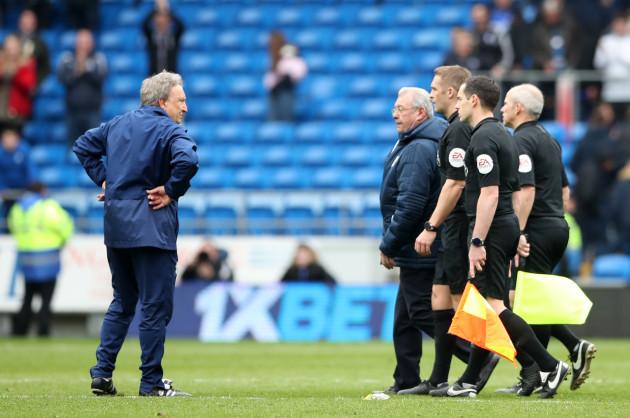 Cardiff City v Chelsea - Premier League - Cardiff City Stadium