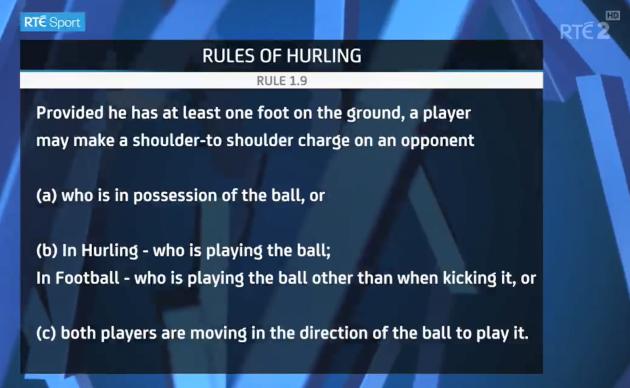 Hurling Rules 1