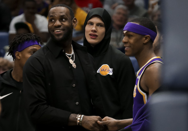 5448b87d0c2 LeBron plans to be  uncomfortable in the offseason  after being shut ...