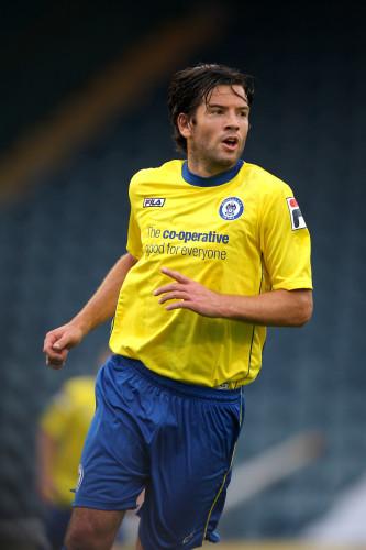 Soccer - Pre Season Friendly - Rochdale v Blackburn Rovers - Spotland