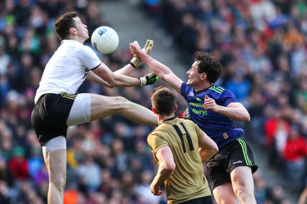 Diarmuid O'Connor scores a goal