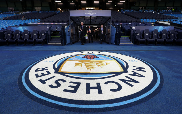 Manchester City v FC Schalke 04 - UEFA Champions League - Round of 16 - Second Leg - Etihad Stadium