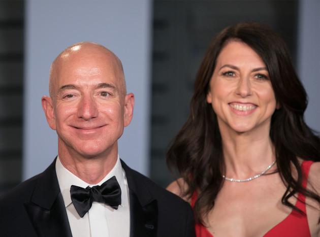 Jeff Bezos Finalizes Divorce to Wife McKenzie