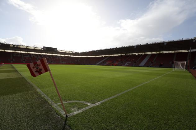 Southampton v West Bromwich Albion - Premier League - St Mary's Stadium