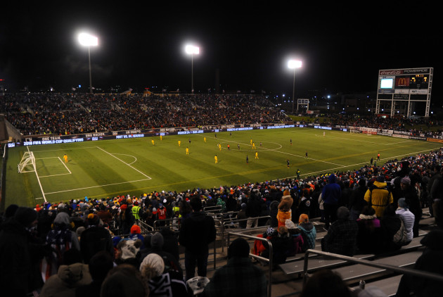Soccer: International Men's Soccer Friendly-Jamaica at USA