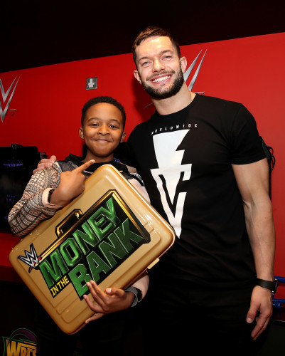 WWE And Kidzania London Launch New Fan Experience