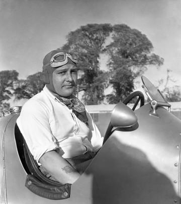 Motor Racing - Duncan Hamilton