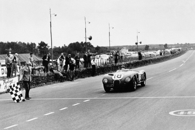 Motor Racing - Le Mans 24 Hours 1953