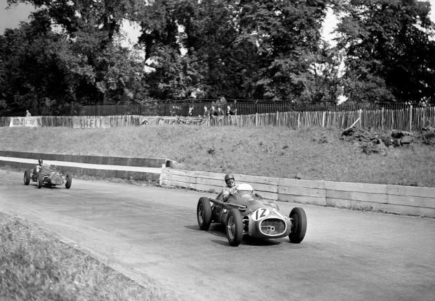 Motor Racing - Duncan Hamilton - Crystal Palace, London
