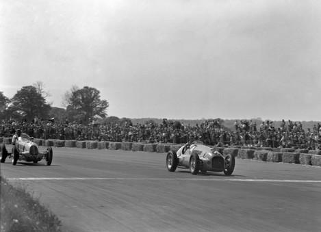 Formula One Motor Racing - 1949 British Grand Prix - Silverstone