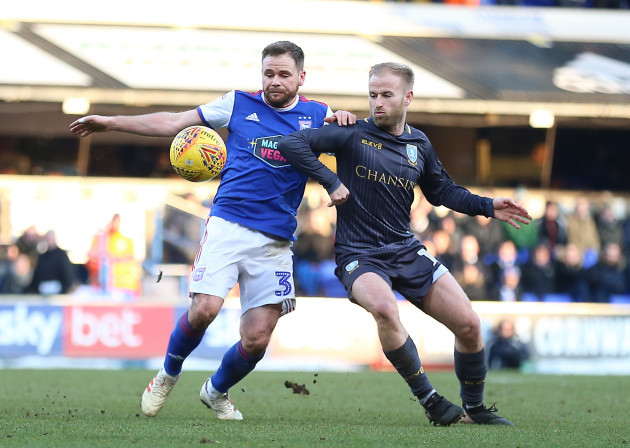 Ipswich Town v Sheffield Wednesday - Sky Bet Championship - Portman Road