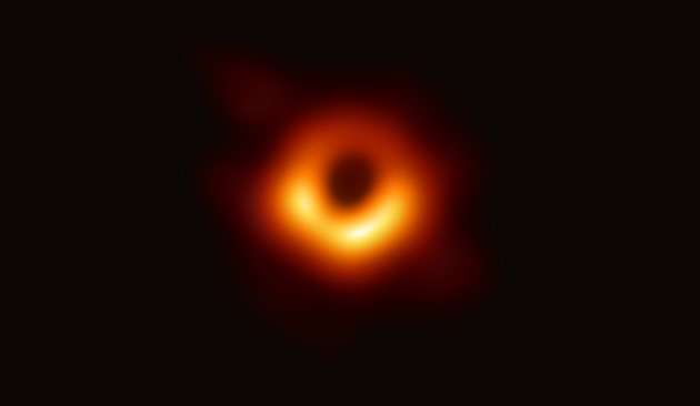 CHINA-SHANGHAI-EHT-FIRST IMAGE OF A BLACK HOLE (CN)