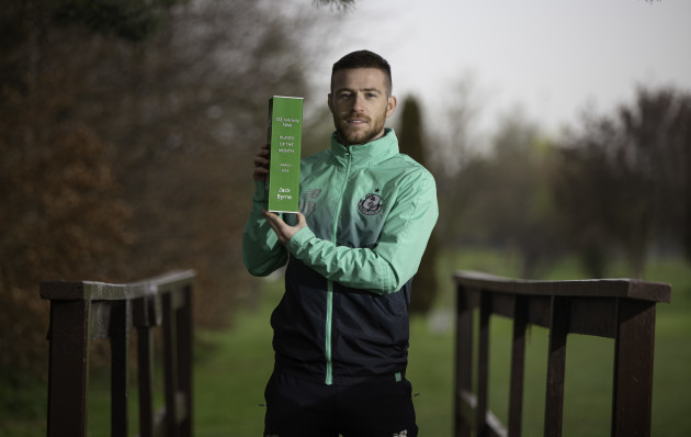 SSE Airtricity/SWAI March Player of the Month