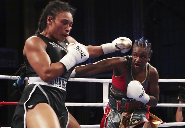 Shields Hammer Showdown Boxing