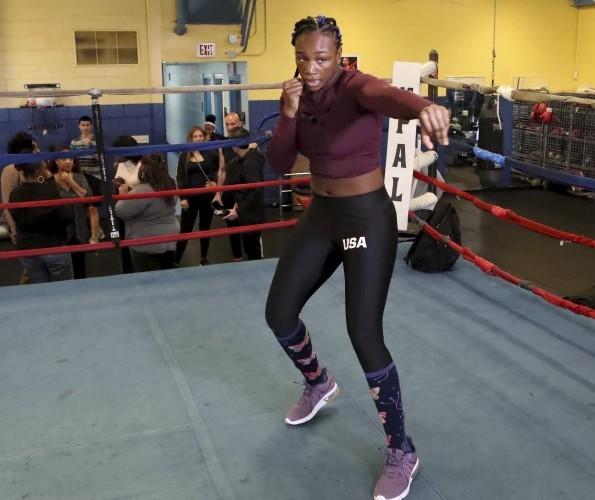 Shields Hammer Boxing