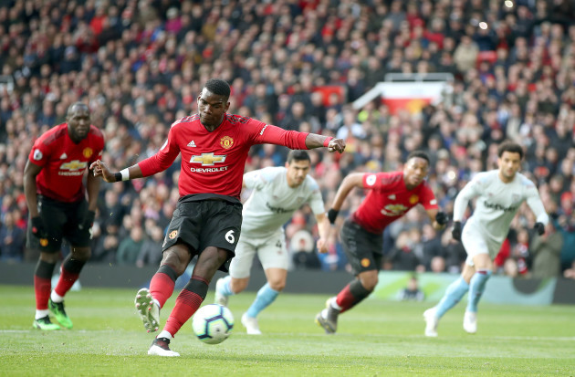Manchester United v West Ham United - Premier League - Old Trafford